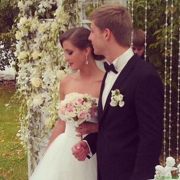 Каратаев Тимофей с женой