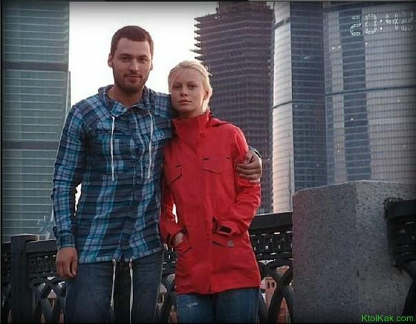 евгения осипова и муж фото