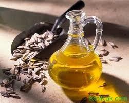 как убрать горечь с подсолнечного масла
