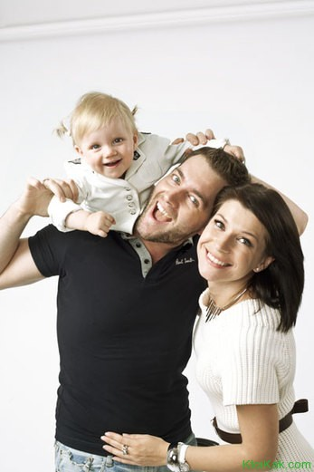 воронина семья